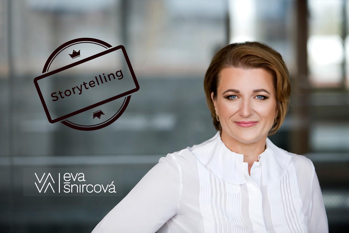 Mentoring je prevencia storytelling Eva Šnircová