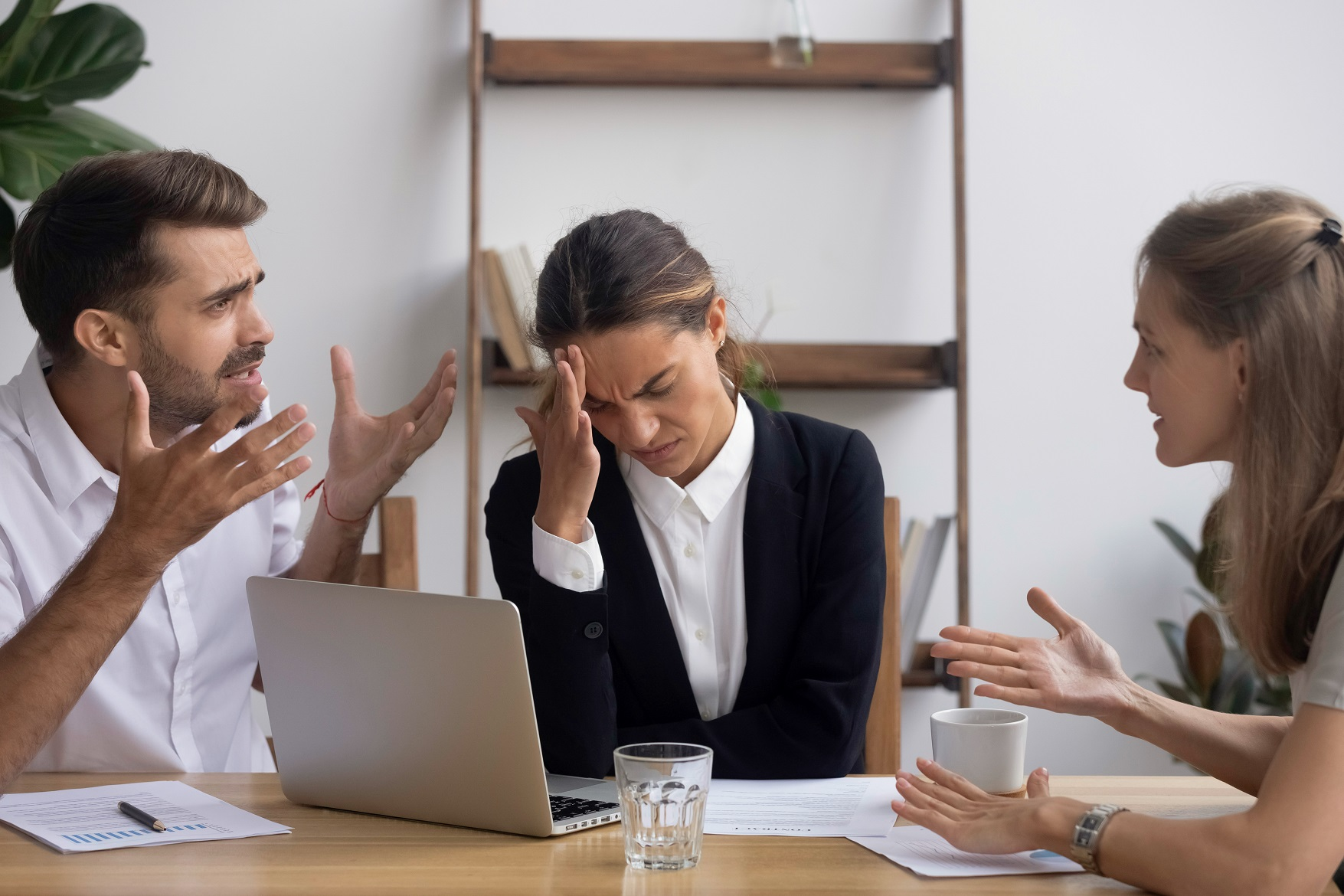Negativizmus na pracovisku v kríze